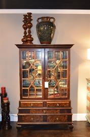 5-4-003-04-Monticello Display Cabinet, 48.5 x 20 x 74.