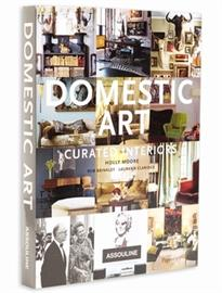 What does a modernist have in common with an obsessive collector? The gallery owner with the artist? A metal warehouse with a chalet-style bungalow? Domestic Art: Curated Interiors leads you on a tour through inspiring and individualistic interiors, from a 500-square-foot bedsit to a Philip Johnson architectural wonder. Thirty-five projects in all document nearly a decade of deftly designed and smartly styled interiors from the pages of PaperCity magazine. In this book, a designer builds her dream home—ca