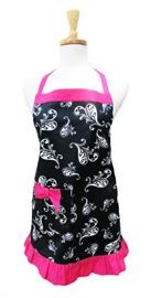 Short or tall? Our aprons fit all with our adjustable design. Available in prints for adults, teens and children that match any kitchen décor. Our signature finish makes these aprons perfect for all wet and messy jobs too.