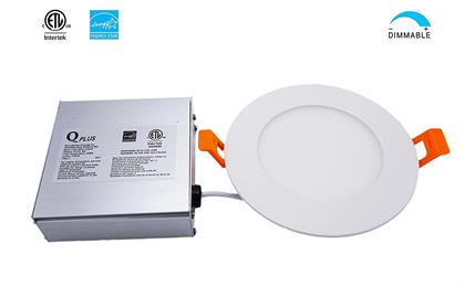 4inch/6inch Slim Panel Light  3000K/