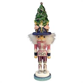 Hollywood Nutcrackers is a whimsical collection of nutcrackers created exclusively for Kurt S. Adler, Inc. and features an assortment of designs that put a unique, vibrant, memorable twist on traditional nutcrackers.
