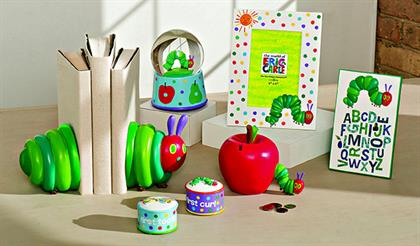 The beloved collection from The Very Hungry Caterpillar by the world of Eric Carle ™ is sure to bring joy to all families.