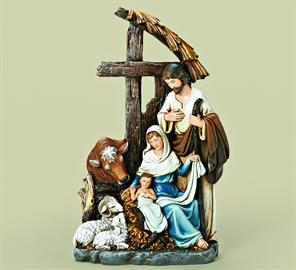 For 2016 Roman introduces a new Joseph's Studio's® collection based on this beautifully detailed  Holy Family.