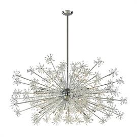 "11897/30_Finish: Polished Chrome_Size: 72""w x 37""h_Bulb Type: G9"