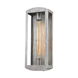 "45181/1_Finish: Silvery Ash_Size: 6""w x 17""h_Bulb Type: Medium"