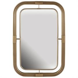 "This mirror measures 28.25""W X 42.25""H X 1.75""E (Product #730201MM)."