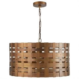 "This pendant measures 22""W X 13.50""H (Product #330441PA)."