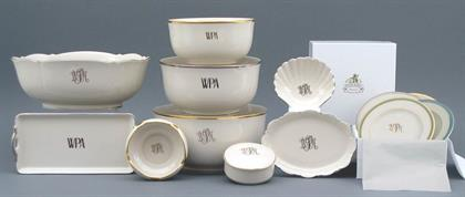 Celebrating 150 years of producing top quality porcelain dinnerware and giftware, all made in the USA.  www.pickardchina.com