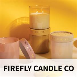 Firefly Candle Co is a line of hand-poured 100% soy wax candles in Nashville, TN. Our Classic, Classic Reserve, and Holiday Collections offer a variety of timeless fragrances in gorgeous glass vessels with the Firefly logo. Botany, Sahara, and Kindred Collections feature mixed material vessels with unique scents and on-trend designs perfect for gifting or to match your home decor.
