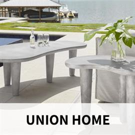 Union Home is a mindfully created furniture line designed by a leading design studio taking into mind the needs of small and midsized retailers.
