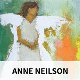 Anne Neilson Home is a luxury home and lifestyle product line based on artist Anne Neilson's original Angel series. Each product is designed with integrity and intention to inspire faith with a flourish. Anne's purpose is to paint and give back to various non-profits through the profits of the product line.