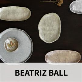 Designed for the way we live now, Beatriz Ball's award-winning products are easy-care, of unmatched quality, and made using the best eco-friendly materials and processes that do not harm the environment. Decorative as well as practical, these are pieces that withstand time and trends. Beatriz Ball is committed to sustainability and proudly supports Autism awareness.